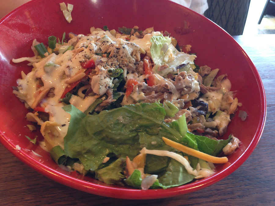 Memphis-salad