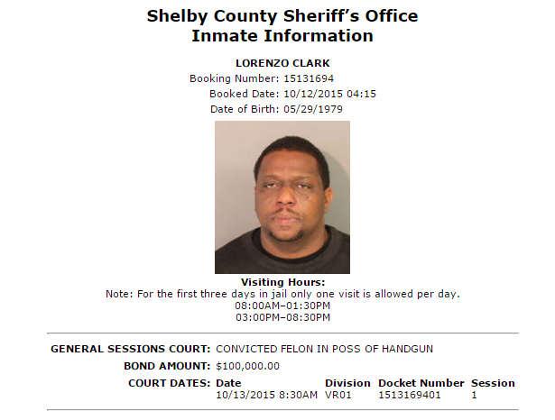 memphis-arrest-record